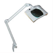 LIGHTED HANDS FREE MAGNIFYING GLASS CLAMP ON