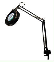 5 Diopter Fluorescent Illuminated Magnifier Lamp