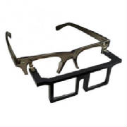 JEWELERS MAGNIFYING GLASSES TELESIGHT MAGNIFIERS HALF  FRAME