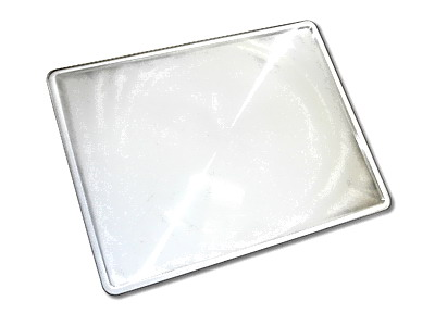 clarity full page sheet magnifier lens only