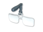 clip on reading magnifier-tymate magnifier